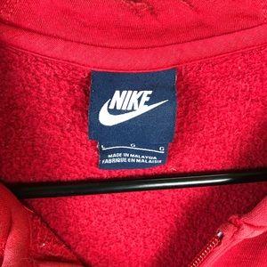 85dc18593445 Nike Jackets   Coats - Nike Womens Hooded Jacket